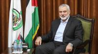 هنية يبحث مع وزير خارجية قطر الإعمار في غزة والمنحة