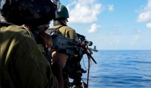 الاحتلال يعتدي على قوارب الصيادين شمال غزة