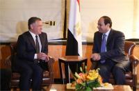 قمة أردنية مصرية عراقية غدا الأحد
