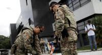 البرازيل  ..  مقتل عسكري احتجز رهائن في حافلة