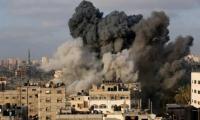 استشهاد فلسطيني وإصابة آخرين بقصف الاحتلال لغزة
