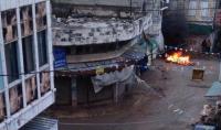 اشتباكات مسلحة داخل مخيم بلاطة في نابلس