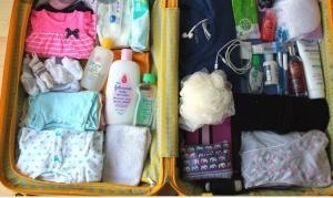 مكونات شنطة الولادة ..  وموعد تجهيزها