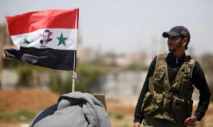 الجيش السوري يدخل بلدات كردية قرب الحدود التركية