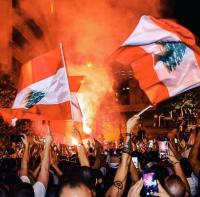 استمرار الإحتجاجات في لبنان