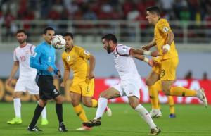 سوريا تودع كأس آسيا بعد خسارتها من استراليا