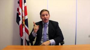 """المتحدث باسم الحكومة البريطانية : """" بلفور"""" سبب نكبة الفلسطينيين"""