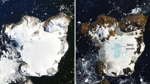 """ناسا ترصد الكارثة الحقيقية في """"قعر الأرض"""""""