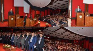 """كلية الطب """"بالتكنولوجيا"""" تعقد مؤتمرها العلمي التاسع"""