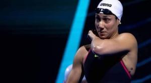 سباحة مصرية بأولمبياد طوكيو طلبت الدعاء ..