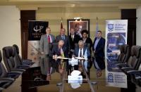 """اتفاقية تعاون بين """"عمان الاهلية"""" ومعهد الخرسانة الامريكي"""