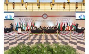 إنطلاق أعمال قمة عمان (صور وفيديو)