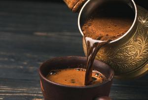 القهوة التركية ..  مذاق شهي وفوائد صحية