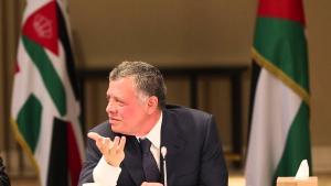 """الملك: """"لعشيرة بني حسن مكانة في قلبي وقلوب الأردنيين"""""""