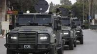الإحتلال يمنع تنقل أجهزة السلطة الأمنية دون تنسيق