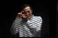 صحافي مصري موقوف يحصل على جائزة حرية الصحافة