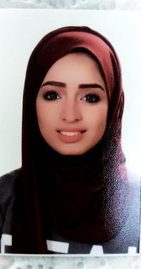 تهنئة للطالبة مرح البريزات