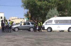 حظر شامل ببلدة برما في جرش وفك العزل عن مرصع