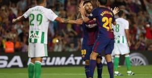 فوز سهل لريال مدريد وصعب لبرشلونة