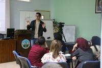"""جامعة الزرقاء تعقد دورة """"التصوير والمونتاج التلفزيوني"""""""
