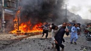 مقتل العشرات في ضربة جوية بغرب العراق
