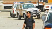 شاب يذبح والده في السعودية