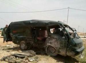 مجددا على طريق بغداد الدولي  ..  4 اصابات بحادث مروع