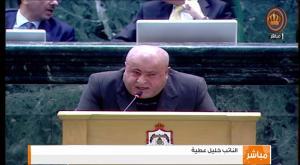 النائب عطية يطالب بالتدخل بقوة للإفراج عن اللبدي ومرعي