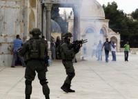 الاحتلال يقتحم عددا من الأحياء في لقدس