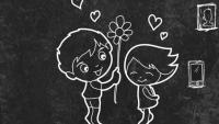 """معلم رياضيات يعطي طالباته دروسا في """"الحب"""" (فيديو)"""
