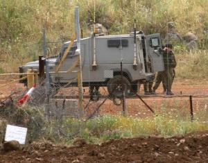 اعتقال لبناني تسلل إلى الأراضي الفلسطينية المحتلة