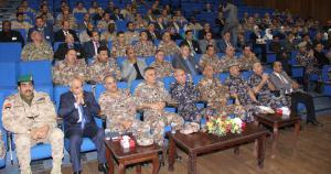 وفد من هيئة التوجيه يزور أكاديمية الأمير حسين بن عبدالله