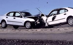إصابة (7) أشخاص بحادث تصادم في اربد
