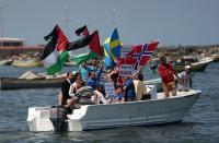 19 اصابة برصاص الاحتلال بالمسير البحري شمال غزة