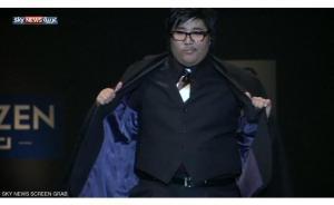 أول عرض أزياء للرجال ممتلئي القوام