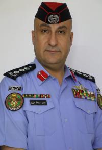 تهنئة لمساعد مدير شرطة الرمثا بالترفيع لرتبة عقيد
