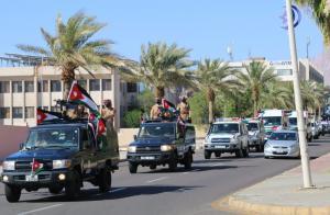 مواكب الفرح تنطلق بذكرى الإستقلال (صور وفيديو)