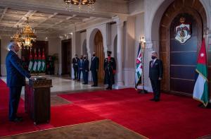 الوزراء الجدد يؤدون اليمين الدستورية أمام الملك  ..  صور