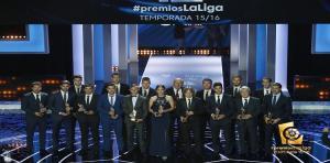لاعبو برشلونة يقاطعون حفل جوائز الليغا؟