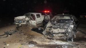 اصابتان بليغتان بحادث تصادم في عمان