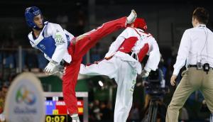 أبو غوش يخسر بنصف نهائي بطولة العام للتايكواندو