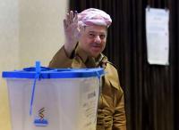 """""""الديمقراطي الكردستاني"""" يفوز في انتخابات كردستان العراق"""