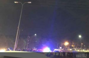 مشجعو الفيصلي يعتصمون على طريق المطار رفضاً للعقوبات التأديبية