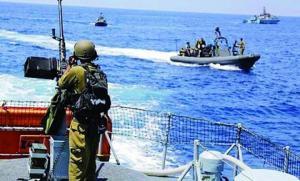 الاحتلال يستهدف الصيادين ببحر رفح جنوب غزة