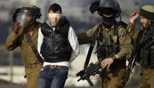 الإحتلال يعتقل 14 فلسطينيا من مناطق مختلفة