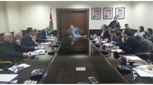 """لجنة مكافحة الأوبئة تناقش خطة الاستجابة  لمواجهة """"كورونا"""""""