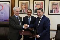 قرضين جديدين من فرنسا للأردن