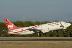 المسلماني: طيران فلاي جوردن يستعد  للرحلات الداخليه الى العقبه ..