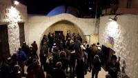 20 إصابة بمواجهات مع الإحتلال عقب اقتحام مستوطنين قبر يوسف