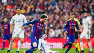 برشلونة يحسم الكلاسيكو على حساب الريال